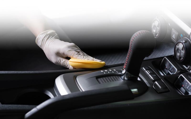 Interior Auto Cleaning